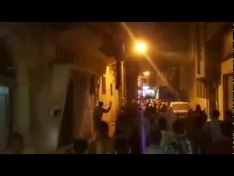 مسيرة حاشدة بمدينة بنى سويف ضمن اسبوع الصمود طريق النصر