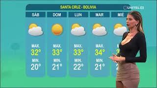 Así estarán las temperaturas en el departamento de Santa Cruz este viernes
