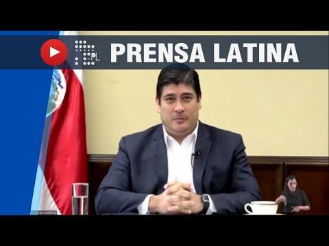 Vistazo a Costa Rica...Presidente reitera posición de su país sobre emisiones de carbono