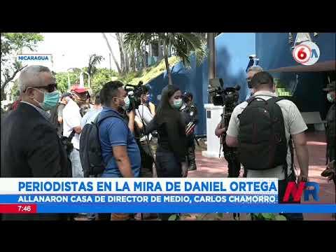 Se recrudece el acoso a los medios de comunicación en Nicaragua