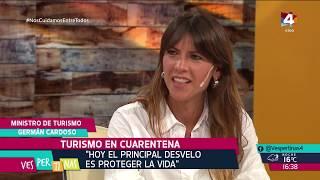 Vespertinas - Turismo en cuarentena