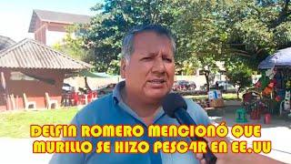 JEANINE AÑEZ POR SUS DECLARACIONES DICE QUE HUBO GOLP3 DE EST4DO MENCIONÓ DELFIN ROMERO..