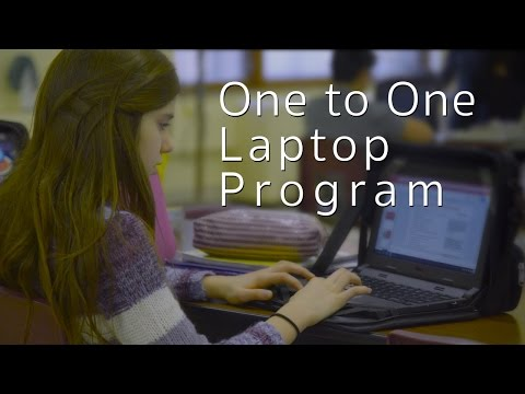 One to One Laptop Program