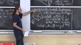 Lecture 13: Locked Linkages