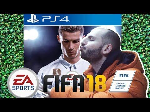 ¡¡¡PIDO PERDÓN, FIFA 18 PARA PS4 ME ENCANTA!!! - Sasel - Gameplay - Español