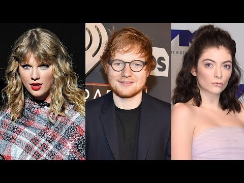 connectYoutube - Taylor Swift, Ed Sheeran & Lorde BOYCOTTING Grammys 2018?!