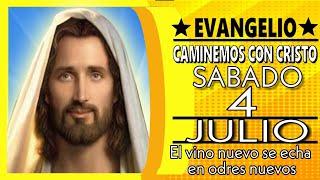 LECTURAS DEL DIA, EVANGELIO de hoy sabado 4 de julio de 2020 Padre Carlos Yepes