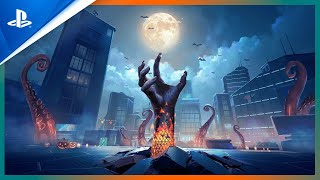 Hyper Scape - Halloween Event Trailer | PS4