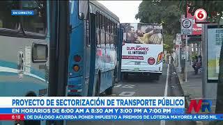 Entran en operación tres carriles exclusivos para buses en el GAM