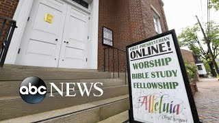 It's time for houses of worship to open: Trump | WNT