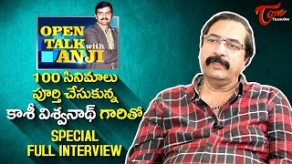 Director and Actor Kasi Viswanath Open Talk with Anji