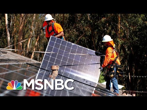 connectYoutube - Harwood: President Trump Tariffs Will Protect Some Jobs, But Raise Prices   Velshi & Ruhle   MSNBC