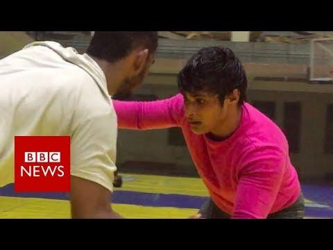 connectYoutube - Child bride to wrestling star - BBC News