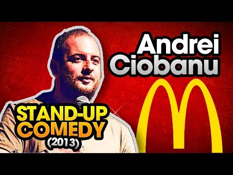 connectYoutube - Andrei Ciobanu- Fetita de la McDonald's (stand-up comedy)