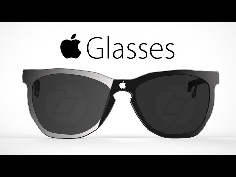 Apple Smart Glasses - The Future of Wearable Tech!