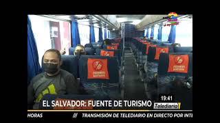 El Salvador: Fuente de turismo