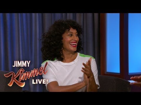 connectYoutube - Tracee Ellis Ross on Her Mom Diana & Hosting the AMAs