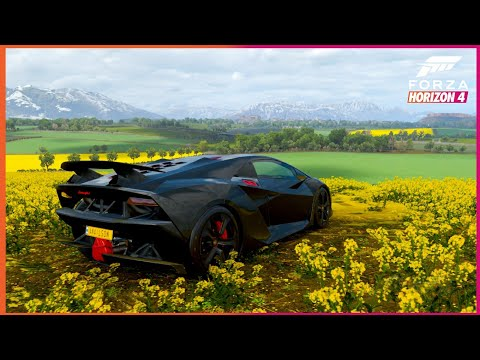 Forza Horizon 4 - O Carro Mais Rapido