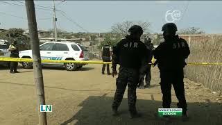 Un hombre fue asesinado a puñaladas en Manabí