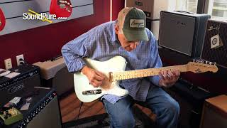 Michael Tuttle Tuned T Mary Kay Sonic Blue - Quick 'n' Dirty