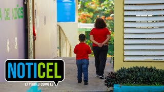 Tras un año en pandemia, regresan los niños al plantel escolar