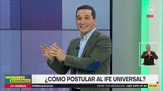 ¿Cómo postular al IFE Universal