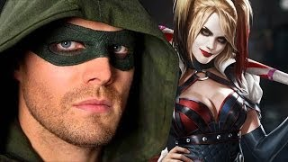 Is Harley Quinn Coming to Arrow? - IGN Conversations
