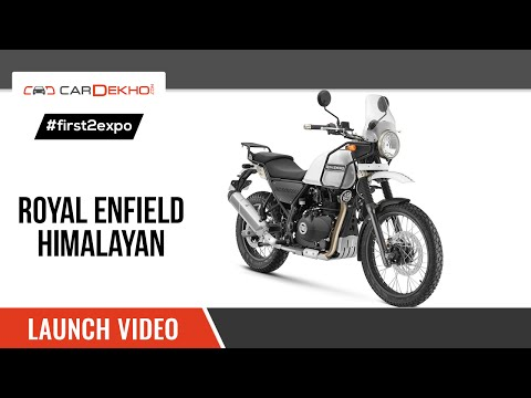 Royal Enfield Himalayan | Showcase | BikeDekho.com