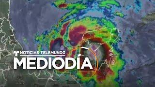 La tormenta tropical Cristóbal provoca inundaciones en el sureste de México | Noticias Telemundo