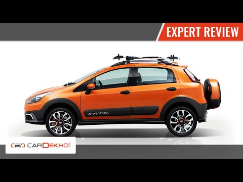 2014 Fiat Avventura | Video Review | CarDekho.com