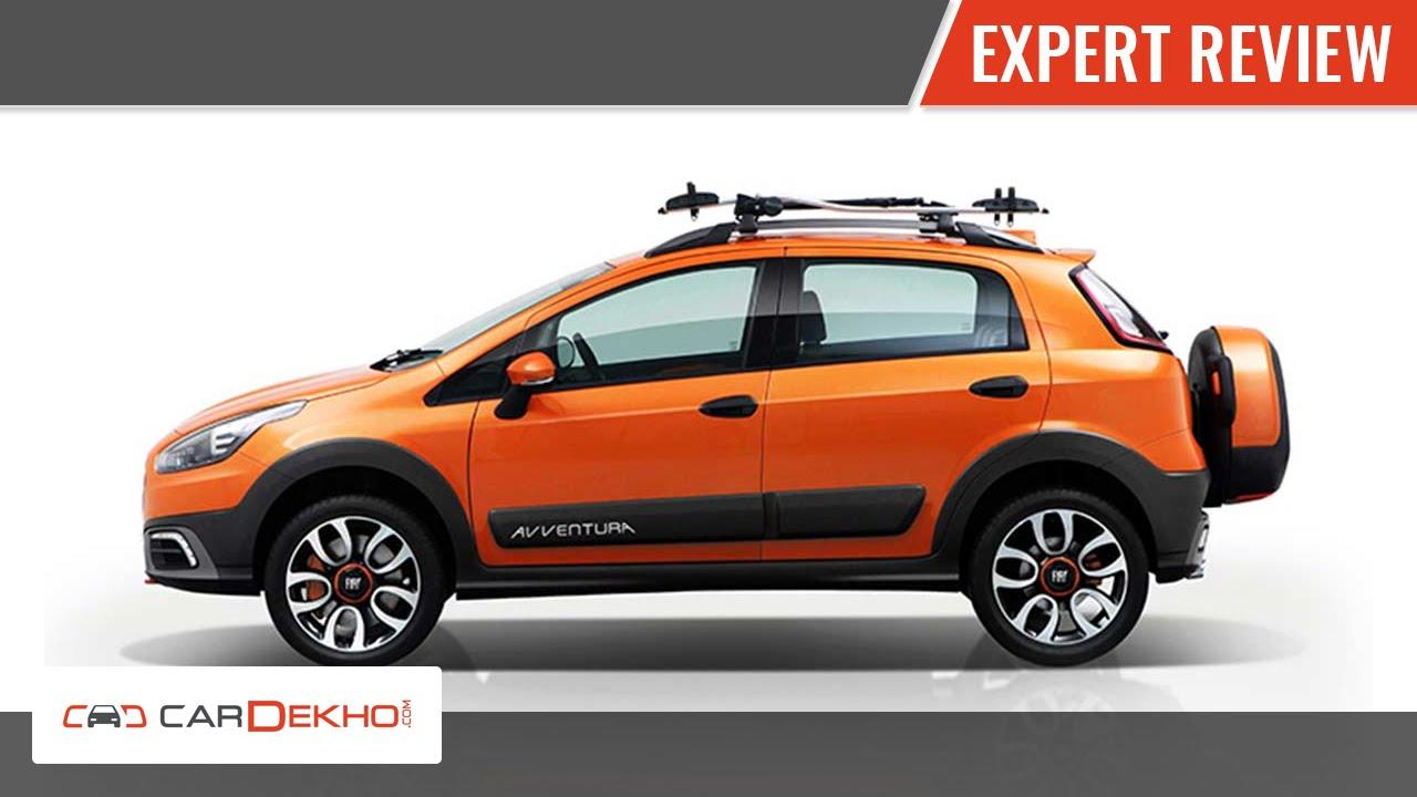 2014 Fiat Avventura | Video Review | CarDekho.com
