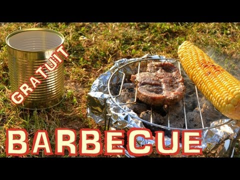 Barbecue fabrication maison download youtube mp3 for Comment fabriquer un barbecue