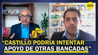 """""""Esperar que no haya presencia de Vladimir Cerrón es complicado"""": Awapara sobre Perú Libre"""
