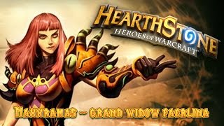 Hearthstone Naxxramas: Grand Widow Faerlina (Arachnid Quarter)