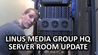 Server Room Updates!! UPSes, KVMs, and more!