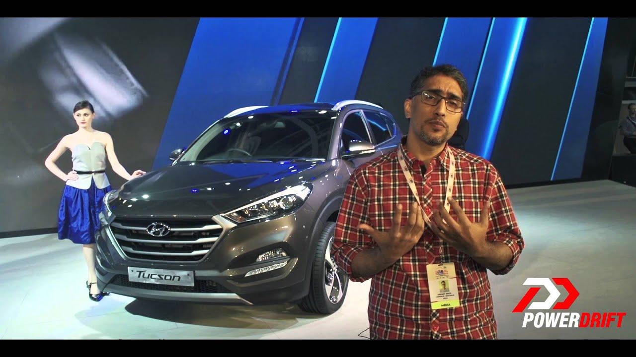 Hyundai Tucson : First Impressions : PowerDrift