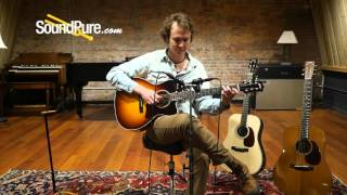 Collings C10SB Custom Sitka/Maple Cutaway Acoustic Guitar - Quick n' Dirty