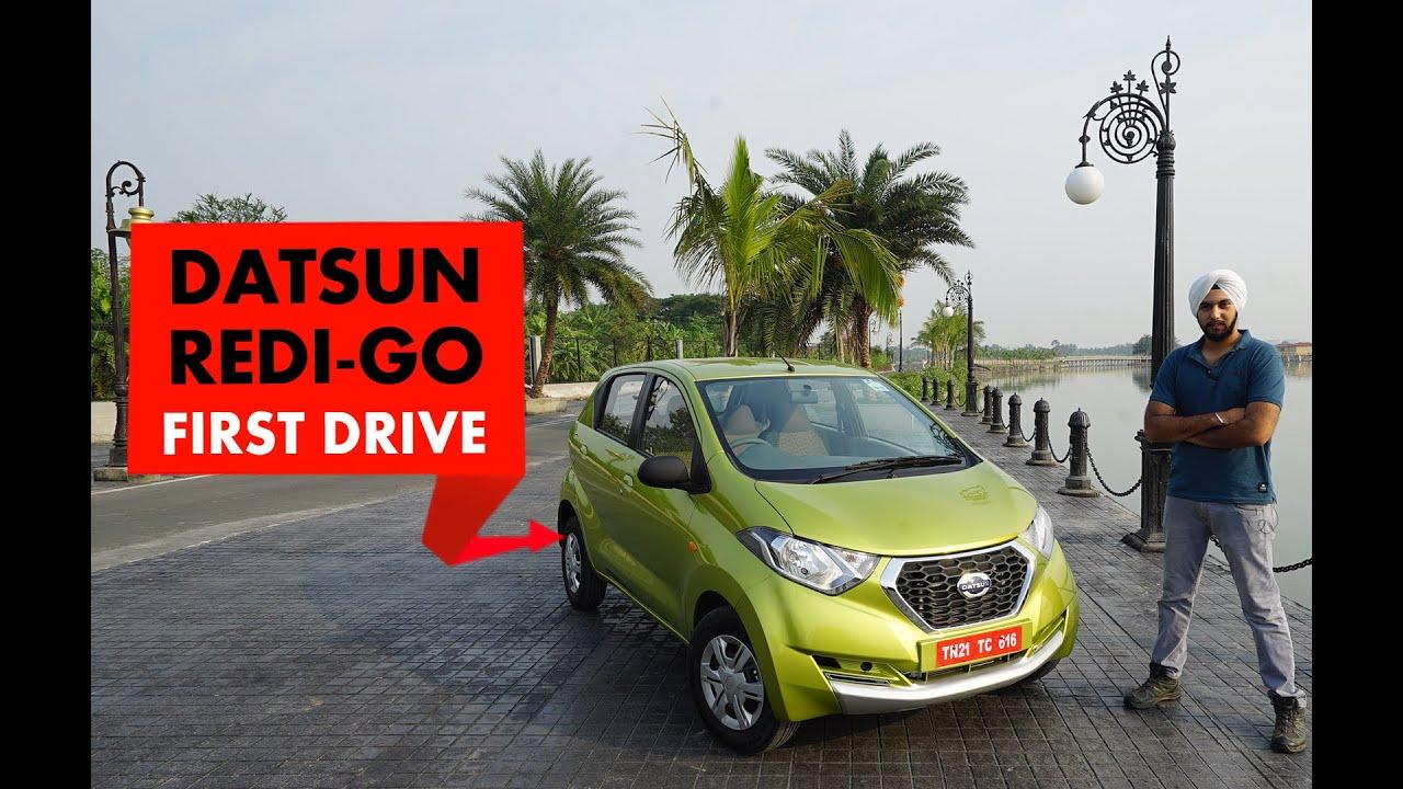 Datsun Redi Go: First Drive : PowerDrift