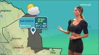 Así estarán las temperaturas en el departamento de Santa Cruz en este inicio de semana