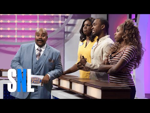 Family Feud: Extended Family - SNL