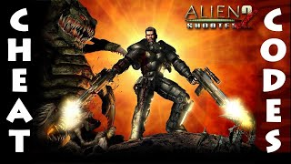 Alien Shooter 2 Reloaded (PC) CHEATS