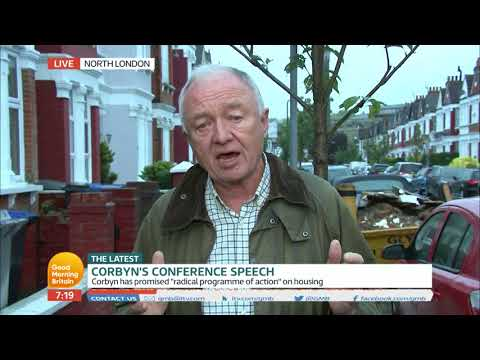 connectYoutube - Ken Livingstone Comments on His Labour Party Suspension | Good Morning Britain