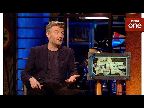 connectYoutube - What's upsetting Charlie Brooker? -  Room 101: Series 7 Episode 1 - BBC One