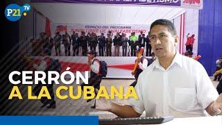 Cerrón a la cubana: ¿Cuál es el significado del lápiz en la política a nivel internacional