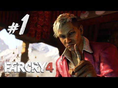 【連載開始】#1 深入雪山 Far Cry 4 (極地戰嚎4) 中文字幕