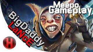 Dota 2 - Meepo Gameplay | BigDaddy