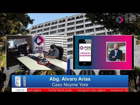 Entrevista- Abg. Alvaro Arias- Caso Noyme Yore