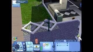Прохождение Sims 3  часть 4
