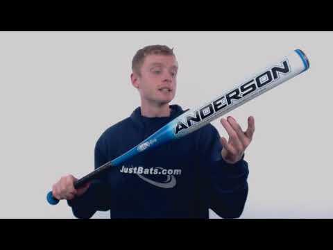 Review: Anderson Flex Single Wall Slow Pitch Softball Bat