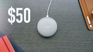 Google Home Mini Review: Smart Home for $49?